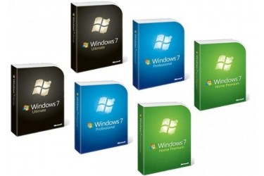 Windows 7 Professional OEM CoA