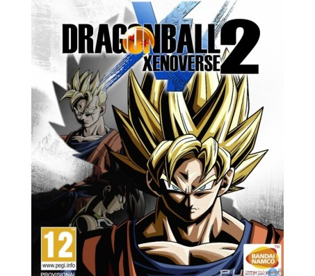 Dragon Ball: Xenoverse 2 EMAIL DELIVERY