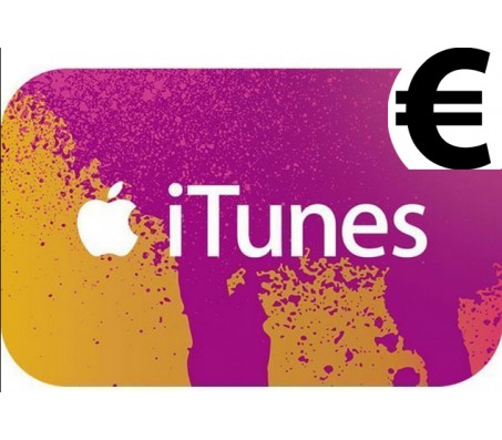 iTunes €100-- Germany , Digital Gift Card