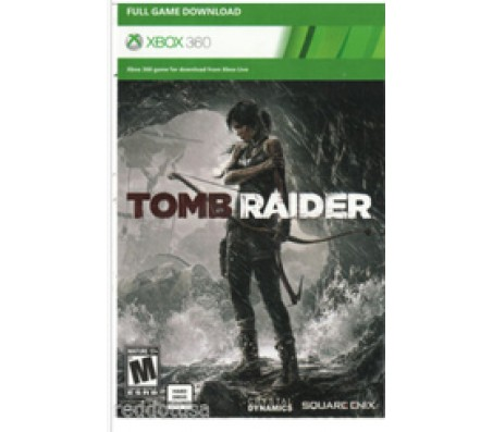 XBOX 360 Tomb Raider Game - EMAIL DELIVERY