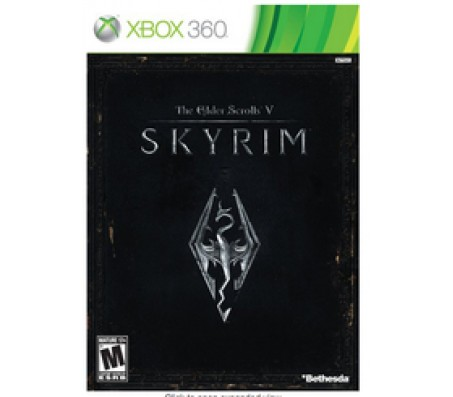 XBOX360 The Elder Scrolls Skyrim-DIGITAL CODE WILL BE EMAIL