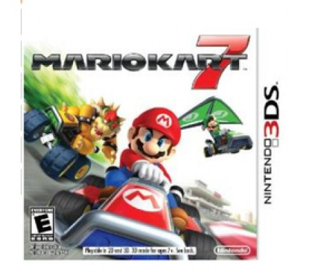 Mario Kart 7 -DIGITAL CODE WILL BE EMAIL