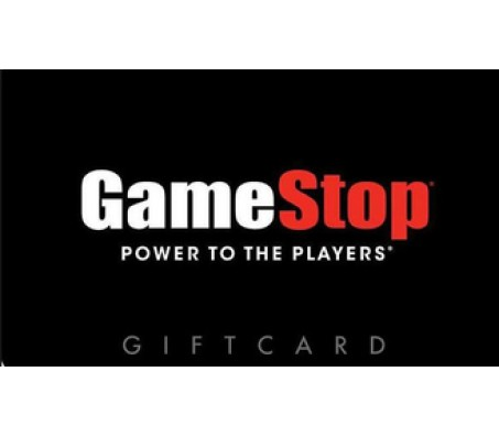 GAME STOP $50 - EMAIL DELIVERY