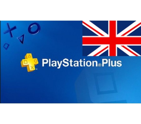 PlayStation UK  365 days ( 1 year )  - EMAIL DELIVERY