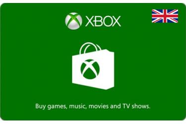 XBOX LIVE UK
