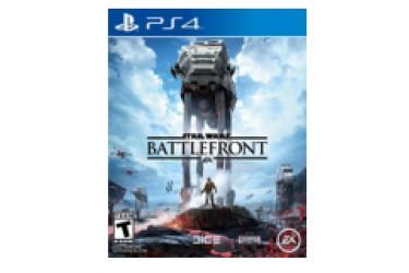 PlayStation 4 Battlefront